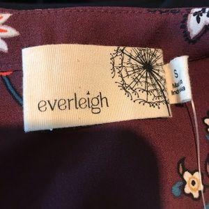 everleigh Tops - NWT Everleigh by Anthropology S Hi Lo